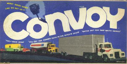 Convoy game box