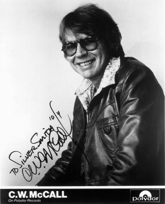 Bill Fries as C.W. McCall