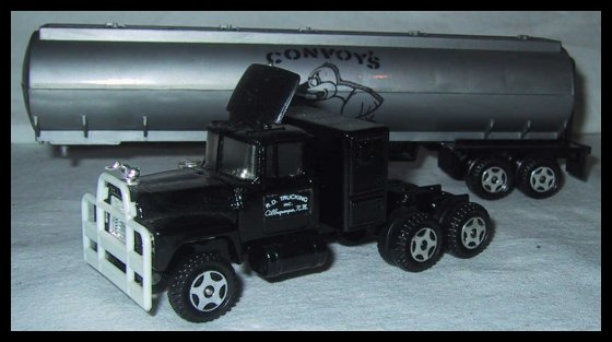 ERTL CONVOY truck, just the truck