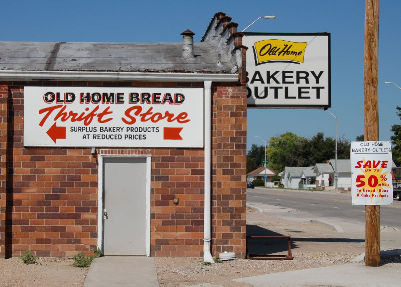 Old Home Bread Thrift Store